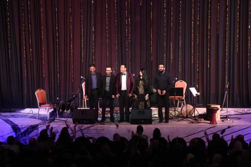 Arabic Music Festival Opera Cairo 2016
