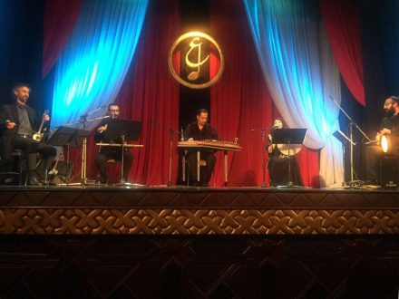 Arabic Music Festival in Arabic Music Institute Cairo 2016