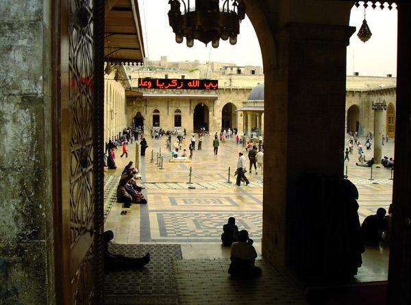 Ausstellung-Mein-Aleppo-5000-Jahre-Stadtkultur