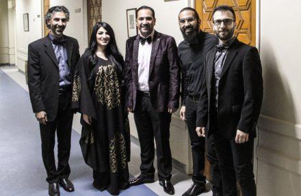 Rita William - Backstag Opera Cairo