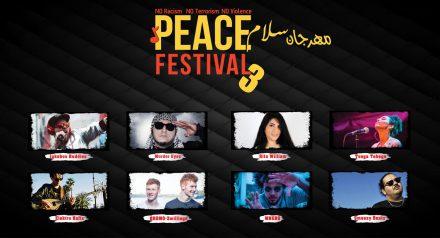 Rita William - Peace festival
