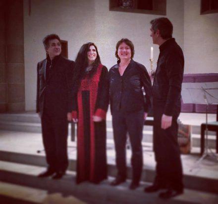 Rita William Bach goes Orient Fulda