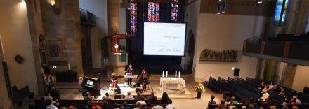 Rita William Ex oriente vox Stiftskirche Stuttgart 2012