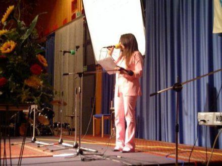 Rita William International Hymn Music Festival Bonn 2005