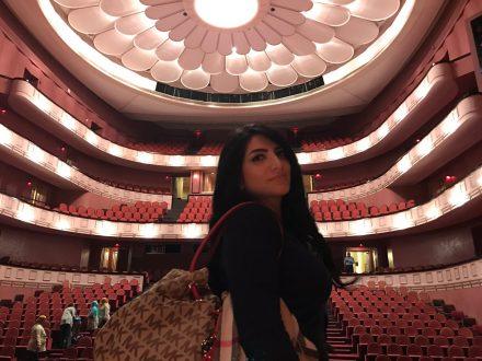 Rita William Opera Cairo
