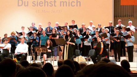Rita William UDK Berlin Kirchentag 2017