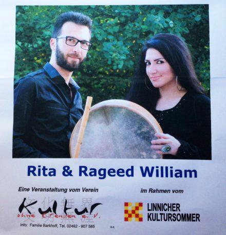 Rita and Rageed William Linnicher Kultursommer