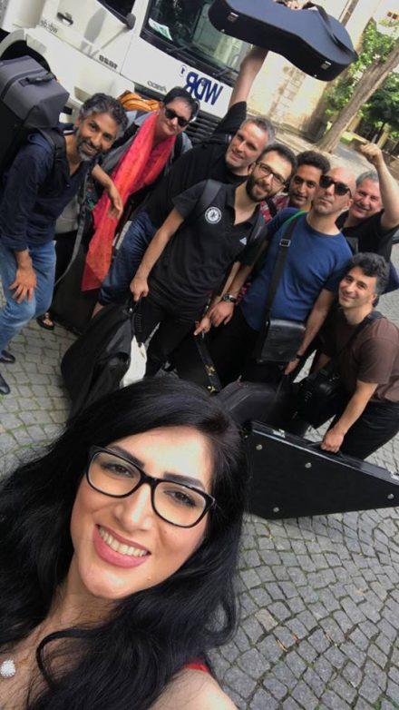 With Nouruz Ensemble