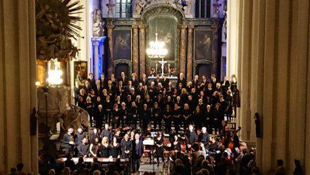 Rita William in Berlin with orchestra