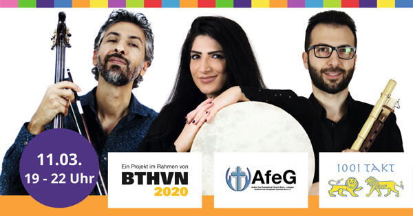 1001 Takt Arabischer Kulturabend - Rita William